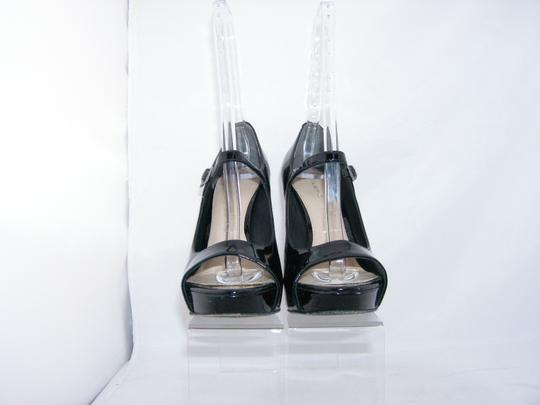 Via Spiga Mary Jane black Platforms Image 3