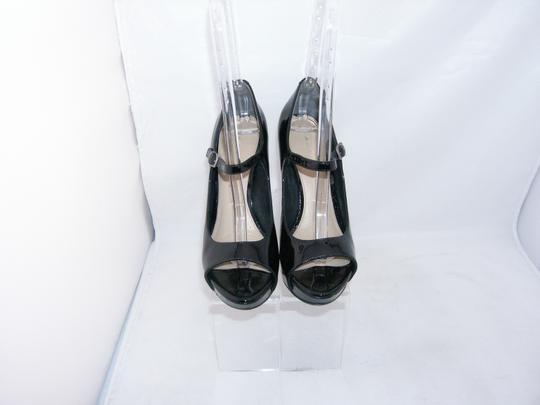 Via Spiga Mary Jane black Platforms Image 4