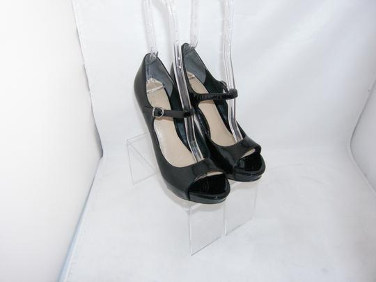 Via Spiga Mary Jane black Platforms Image 7