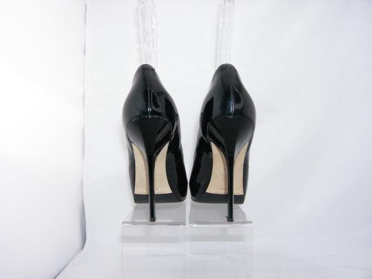 Via Spiga Mary Jane black Platforms Image 9