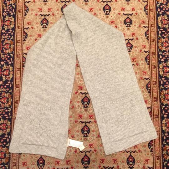 Anthropologie Anthropologie snow fall packet scarf Image 4