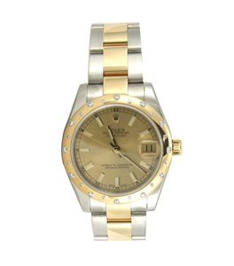Rolex Rolex Datejust 31MM Steel and Yellow Gold -178343