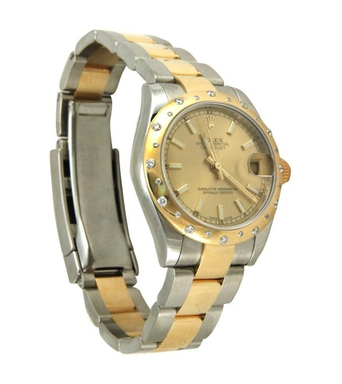 Rolex Rolex Datejust 31MM Steel and Yellow Gold -178343 Image 2
