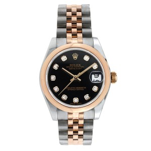 Rolex Rolex Datejust 31MM Steel and Rose Gold with Diamond Dial