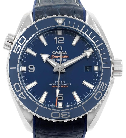 Omega Omega Seamaster Planet Ocean 600m Mens Watch 215.33.44.21.03.001 Image 0