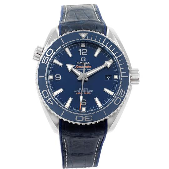 Omega Omega Seamaster Planet Ocean 600m Mens Watch 215.33.44.21.03.001 Image 1