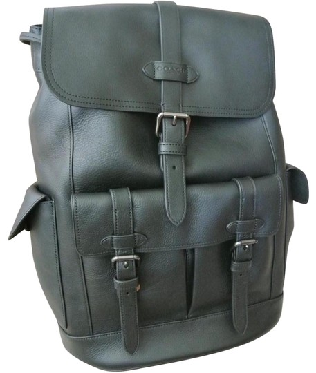 Preload https://img-static.tradesy.com/item/24199565/coach-hudson-f23202-fits-13-inch-macpro-black-leather-backpack-0-2-540-540.jpg