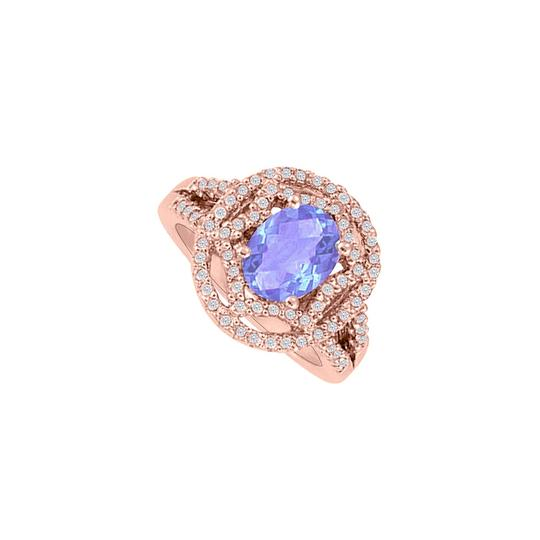 Preload https://img-static.tradesy.com/item/24199578/blue-oval-tanzanite-and-cz-engagement-in-gold-vermeil-ring-0-0-540-540.jpg