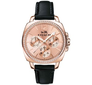 Coach Coach Boyfriend Analog Dress Quartz Women's Watch