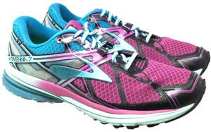 Brooks S100818-05 Running Us9 Blue Pink Athletic