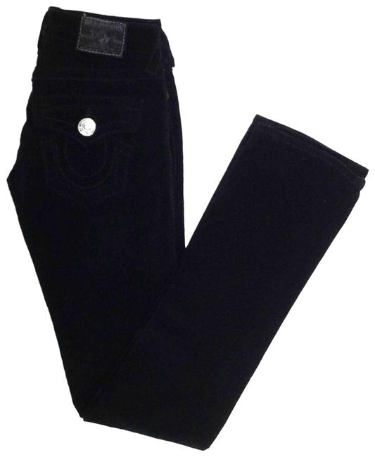 Item - Black Dark Rinse Women's Fashion For The Senses Regular Relaxed Fit Jeans Size 25 (2, XS)