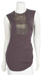 Brunello Cucinelli Top grey
