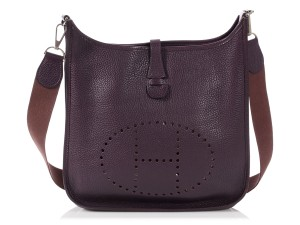 e2f04aab4bfd Hermès Hr.p0904.02 Ii Small Perforated Palladium Cross Body Bag