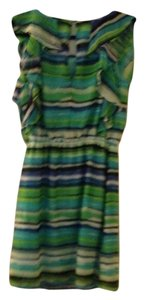 Shelby & Palmer short dress GREENS, BLUES Green And Blue Ladies Womens Clothing Ladies Clothing on Tradesy