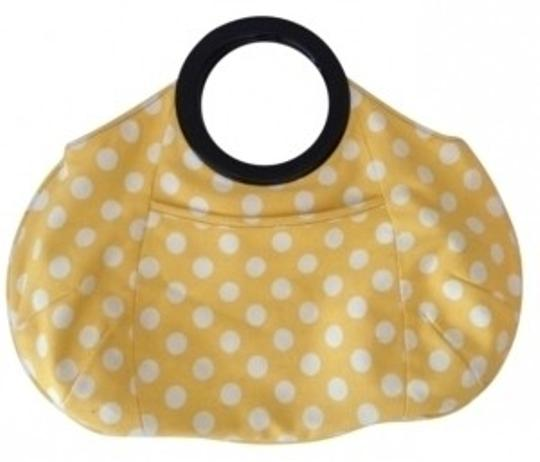 Preload https://item2.tradesy.com/images/jcrew-yellow-and-white-tote-material-weekendtravel-bag-24201-0-0.jpg?width=440&height=440