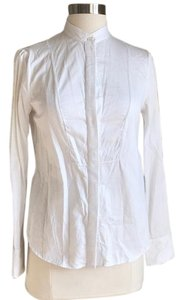 Billy Reid Button Down Shirt White