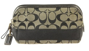 Coach Coach Monogram Make-Up Bag