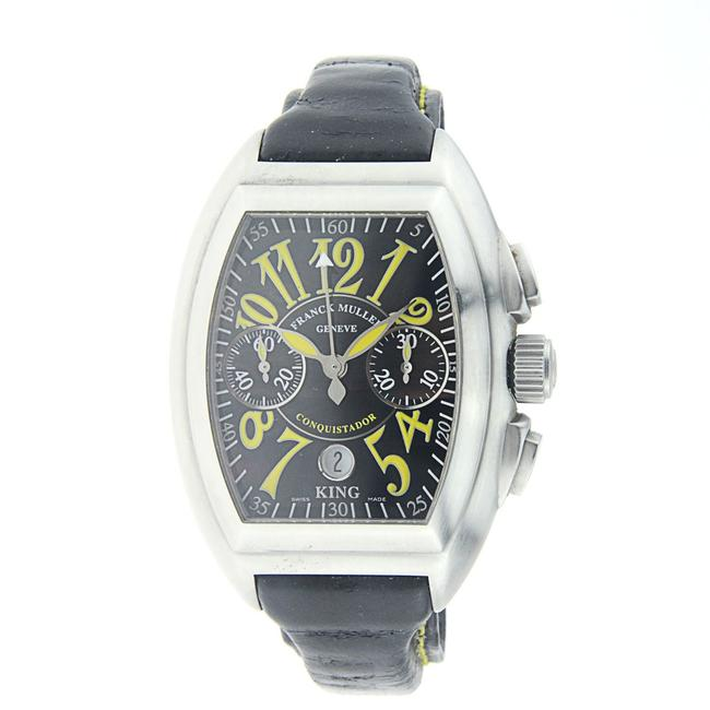 Item - Stainless Steel Conquistador Soleil Special Edition Watch