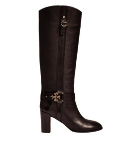Tory Burch Riding Over The Knee Brown Boots