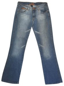 South Pole Collection Boot Cut Jeans-Light Wash