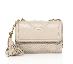 07bdd19c12a Tory Burch Shoulder Bag · Tory Burch. Fleming Bedrock Small Shoulder Cross  Blush Nude Leather ...