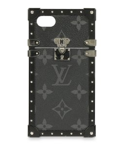 Louis Vuitton Monogram Eclipse Eye-Trunk For Iphone 7