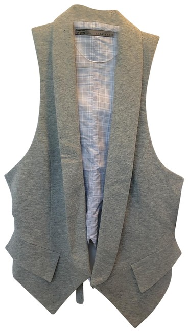 Item - Heather Grey 7499/097/804 Vest Size 8 (M)