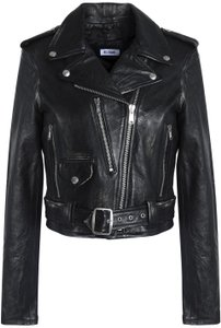 RE/DONE Levi's Designer Biker Leather Jacket