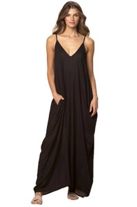 Black Maxi Dress by Elan