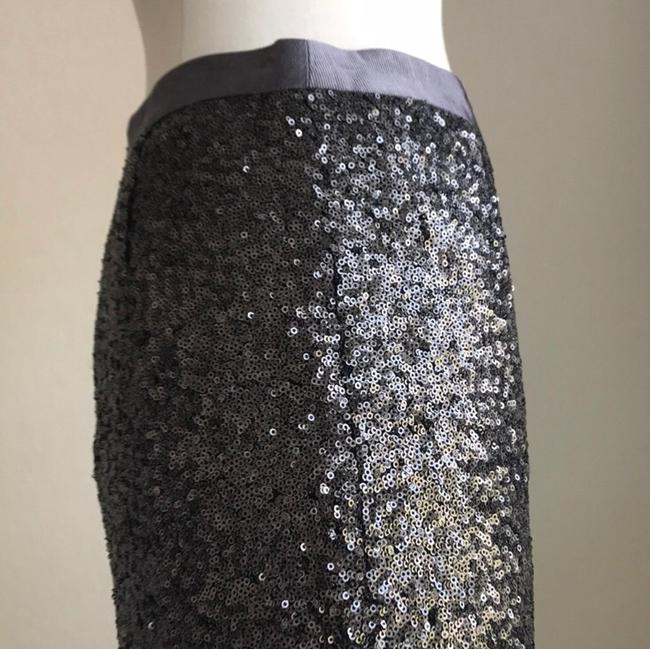Pure Collection Skirt Grey Image 4