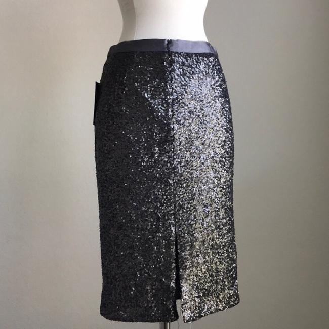 Pure Collection Skirt Grey Image 6