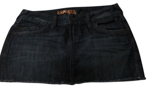 Express Mini Skirt Denim/blue