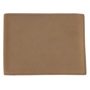 Gucci NEW GUCCI Men's Porridge Washed Softcalf Leather Bifold Wallet