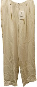 The Row Super Flare Pants Ivory