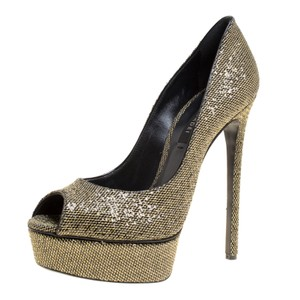 Casadei Metallic Pumps
