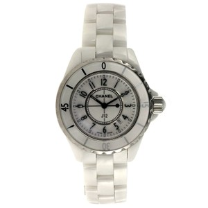 Chanel Chanel Chanel J12 White Ceramic 33MM