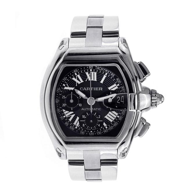 Item - Stainless Steel Roadster Chronograph Extra Large - W62020x6 Watch