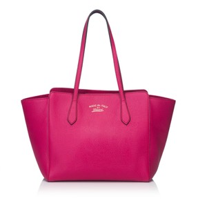 Gucci 8iguto034 Tote in Pink