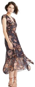 Sea Floral Maxi Dress by Madewell