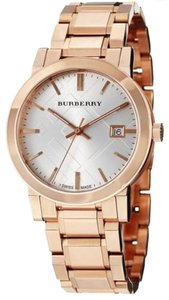 Burberry 100% Authentic Brand New Burberry Rose Gold Watch Women