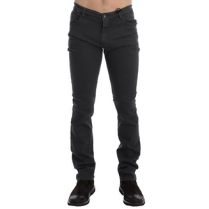 CoSTUME NATIONAL Gray D17934-1 Slim Fit Cotton Stretch Pants Jeans (Waist 34) Groomsman Gift