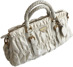 9e75372a071e1c Prada Leather Bags, Shoes & More - Up to 70% off at Tradesy (Page 115)