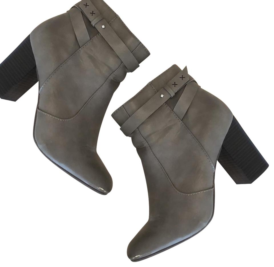 new cheap size 40 outlet on sale Grey 141320-01 Boots/Booties