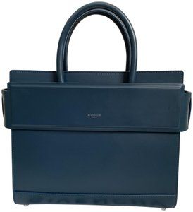 Givenchy Leather Tote Strap Satchel Shoulder Bag
