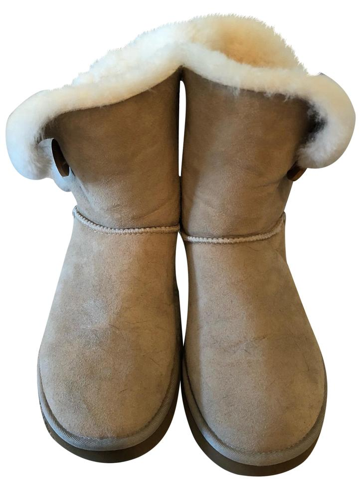 39852d1b038 UGG Australia Sand Bailey Button Ii Boots/Booties Size US 7 Regular (M, B)  34% off retail