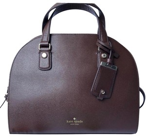 Kate Spade Satchel in CoCoa