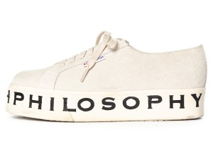 Philosophy di Lorenzo Serafini off white Platforms