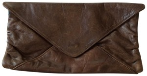 Pookie and Sebastian Brown Clutch