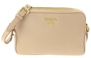 Prada Camera Shoulder Messenger Cross Body Bag
