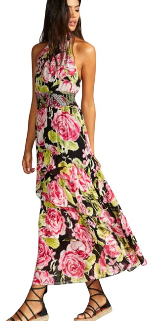 Preload https://img-static.tradesy.com/item/24209038/free-people-black-combo-floral-halter-neck-long-casual-maxi-dress-size-2-xs-0-1-650-650.jpg